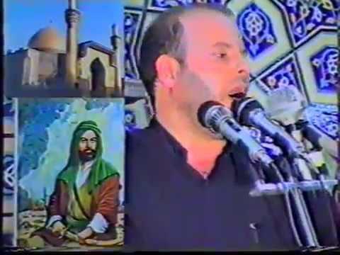 ملا جليل الكربلائي- وسيعلم الذين ظلموا اي منقلب ينقلبون -ليلة21 رمضان1415-من تراث المنبر