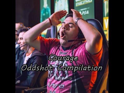 Courage Oddshot Compilation