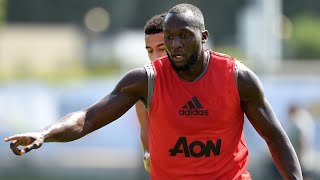 Romelu Lukaku: I couldn't say no to Manchester United