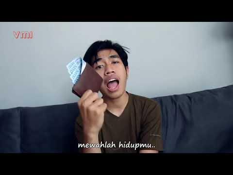 Parody Lagu Sayang (Koplo) Ridho & Via Vallen Versi Bahasa Indonesia