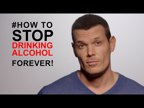 How to stop alcoholism or drinking alcohol: #1 Real cause of alcoholism revealed