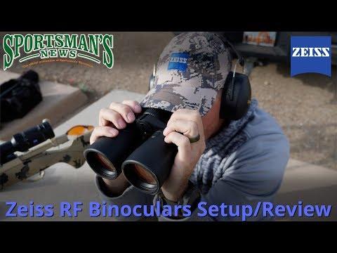 Zeiss RF Binoculars Setup/Review