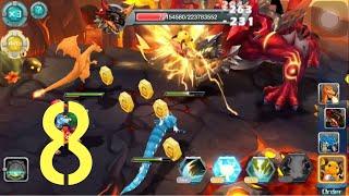 Pokeland Legends World Boss with 223,783,552 HP!