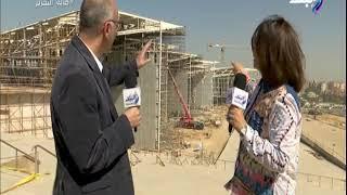 صالة التحرير - طارق توفيق: أنتهينا من تأسيس المتحف المصري الكبير .. وجار الآن ادخال الأثار