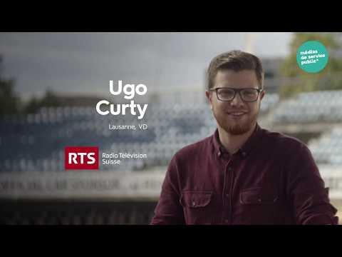 Ugo Curty - Journaliste sportif