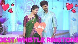 Best whistle love ringtones | Bhairava Tamil movie ringtone