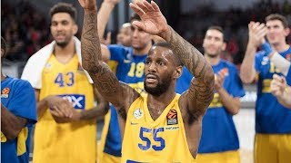 Pierre Jackson Full Highlights 2017.10.12 at Brose Bamberg -  NASTY 27 Pts, 7 Rebs, 9 Assists!