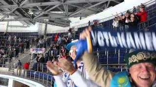 Победная серия буллитов для казахстанской сборной! Казахстан - Швейцария 3:2!