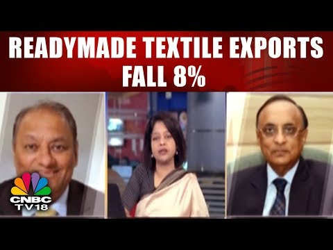 Garment Industry Weak Because of Duties Levied by Developed Countries: Market Expert || CNBC TV18
