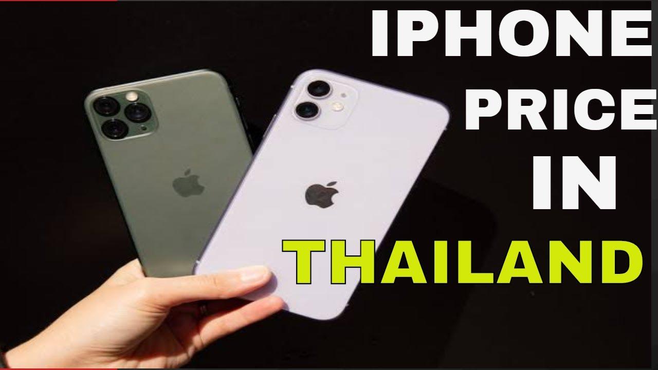 iphone price in thailand   camera price   Terminal 21 Thailand   2019