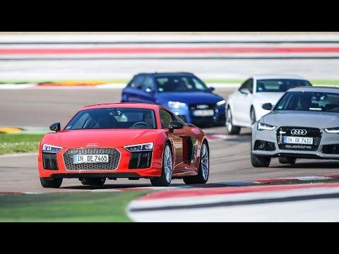 Audi Sport | La gamma RS si presenta... in pista