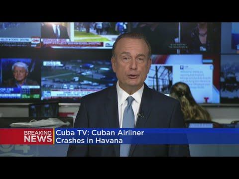 BREAKING NEWS - 737 Plane Has Crashed In Cuba