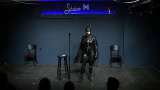 Batman (Powderkeg 3: Stand Up and Show Us Your Character)