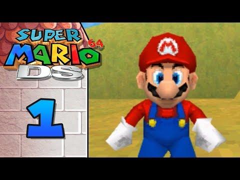 Super Mario 64 DS ITA [Parte 1 - Battaglia di Bob-ombe]