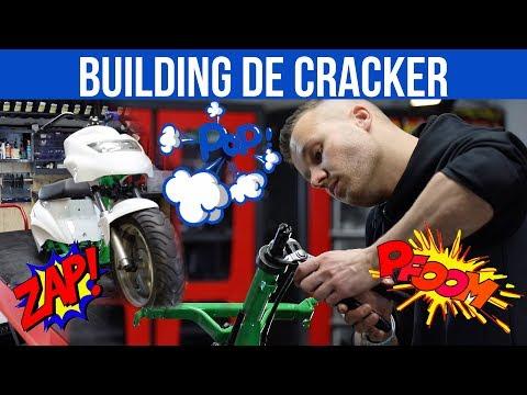 CRACKER BUILD UP | VOL GAS MET JOEY