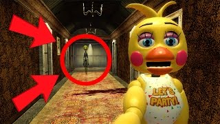 ghost animatronic caught on camera gmod fnaf sandbox funny moments garry s mod