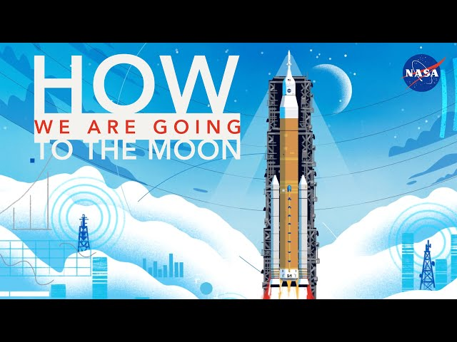 How We Are Going to the Moon - 4K