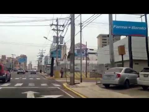 Test Drive Cam Dr Portillo-Delicias Maracaibo, Venezuela