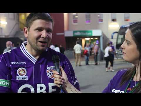 The Far Post Perth - Fan Reaction | Perth Glory 3 - 1 Western Sydney Wanderers