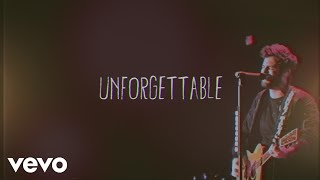 Thomas Rhett - Unforgettable (Lyric Video) thumbnail