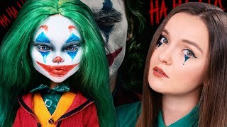 Кукла Джокер 2019: обзор и распаковка ООАК | Хоакин Феникс