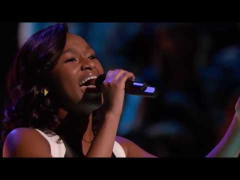 the voice 2016 knockout shalyah fearing a broken wing youtube. Black Bedroom Furniture Sets. Home Design Ideas