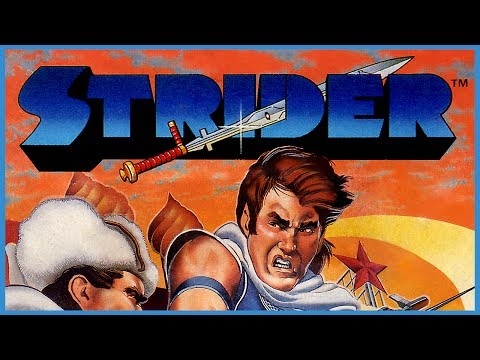 Is Strider [NES] Worth Playing Today? - SNESdrunk