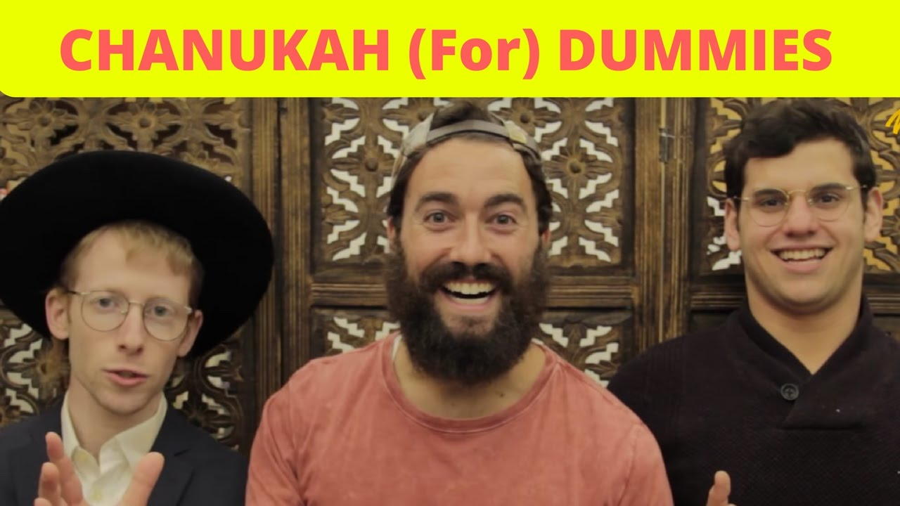 CHANUKAH (for) DUMMIES! - YouTube