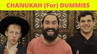 CHANUKAH (for) DUMMIES!