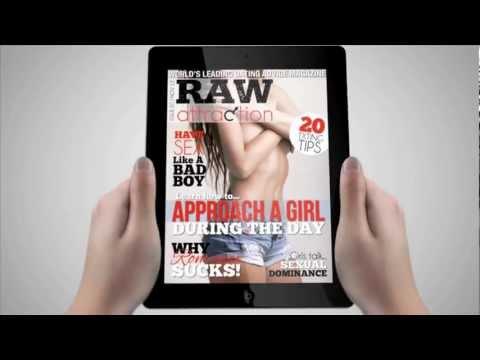 Raw Attraction Magazine On IPad - 3 Months Free Code