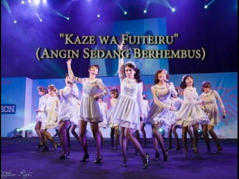 Lirik JKT48 Kaze Wa Fuiteiru (angin sedang berhembus)