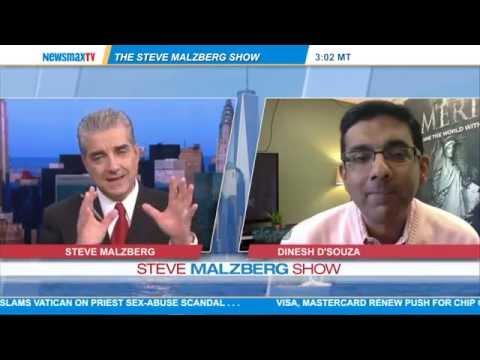 Steve Malzberg: Dinesh D'Souza Interview