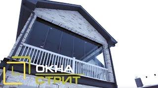 видео Как остеклить балкон? Финское безрамное остекление Лумон 5 на балконе в Москве (Lumon 5)