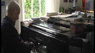 For Isis Cepon Gerhard Eckle plays Chopin, Prelude op.28 Nr 6, lento assai