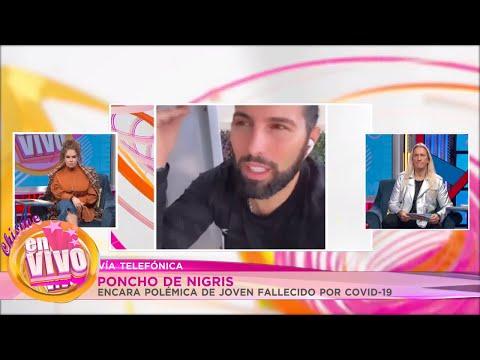 PONCHO DENIGRIS contesta EN VIVO las ACUSACIONES por la enfermedad de SU TRABAJADOR | Chisme en Vivo