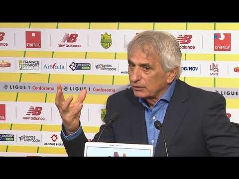 """Le FC Nantes en finale de la Coupe de France 2019 : coach Vahid """"garde espoir"""""""