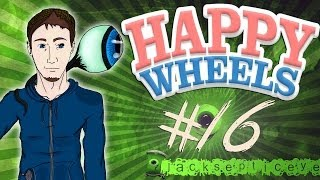 Happy Wheels - Part 16 | THROW THE HEADS!
