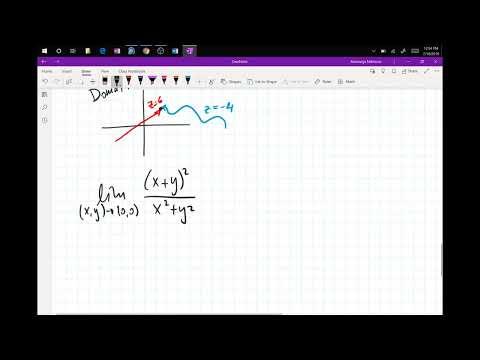 Nemanja Nikitovic Live Stream (Calculus3 15.2 Limits and Continuity) thumbnail