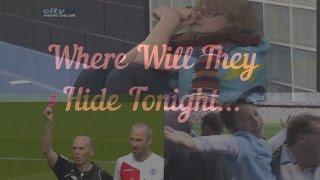 Man City vs QPR 2012 Highlights HD Man City Win Title. Aguero Goal Wild Reactions