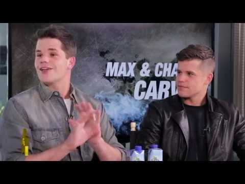 Max and Charlie Carver Shares Their Strict Workout Regimen For Teen Wolf