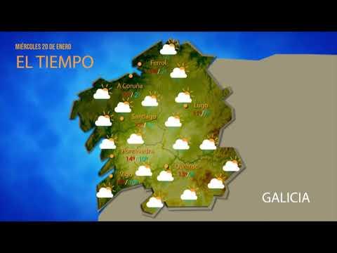 ¿Qué tiempo hará en Ourense este miércoles?