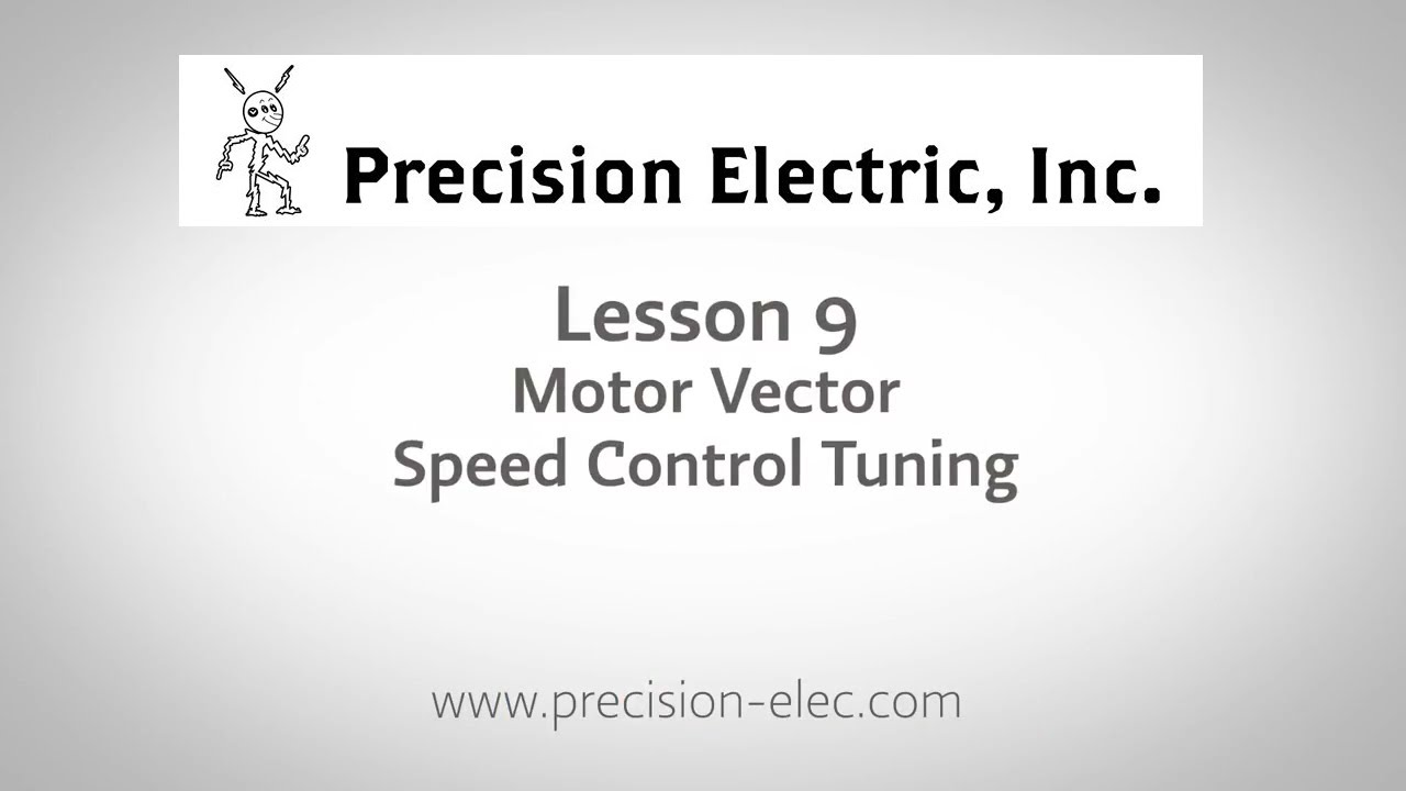 hight resolution of lenze smv training lesson 9 motor vector speed control tuning lenze wiring diagrams