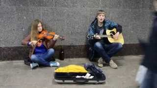 Download nirvana - smells like teen spirit (cover) Mp3 and Videos