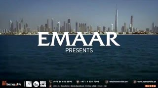 EMAAR PRESENTS OPERA HOUSE RESIDENCES 2 - Homes4life - Please Call + 971 56 650 65 90