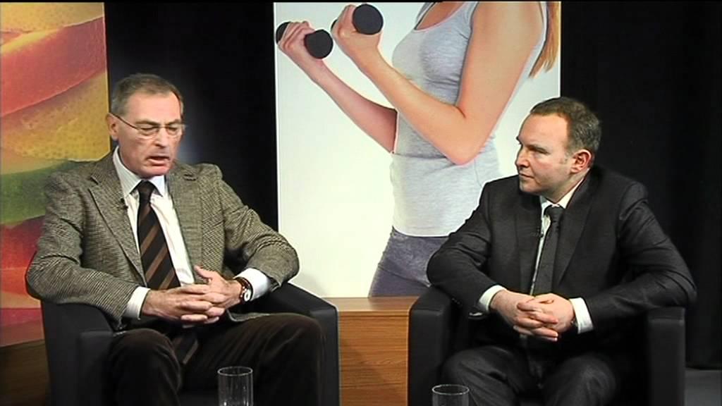 Donau TV: Gesundheitstalk zum Thema Prostatakarzinom (Teil 2)