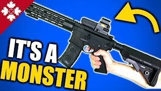 This New Gun Is A CQB MONSTER! | Modify XTC CQB