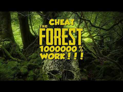 The FOREST | All Cheats Code 1000000% WORK!!!