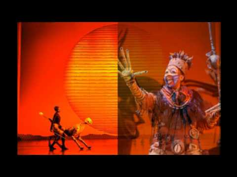 Lion King Musical - Circle of Life (German Promotion Recording) Der ewige Kreis