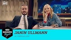 Heute zu Gast im Neo Magazin Royale: Janin Ullmann | NEO MAGAZIN ROYALE mit Jan Böhmermann