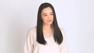 女優の仲間由紀恵が出演するJA共済連「こども共済」の新CMが、2月15...